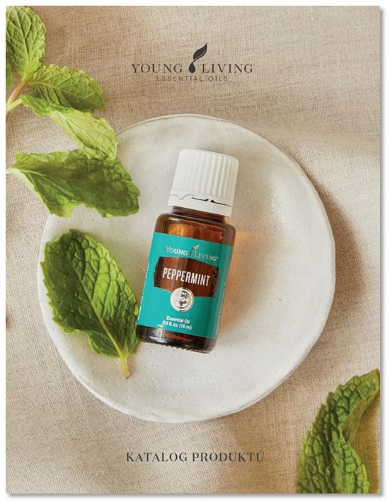 Online katalog Young Living 2020