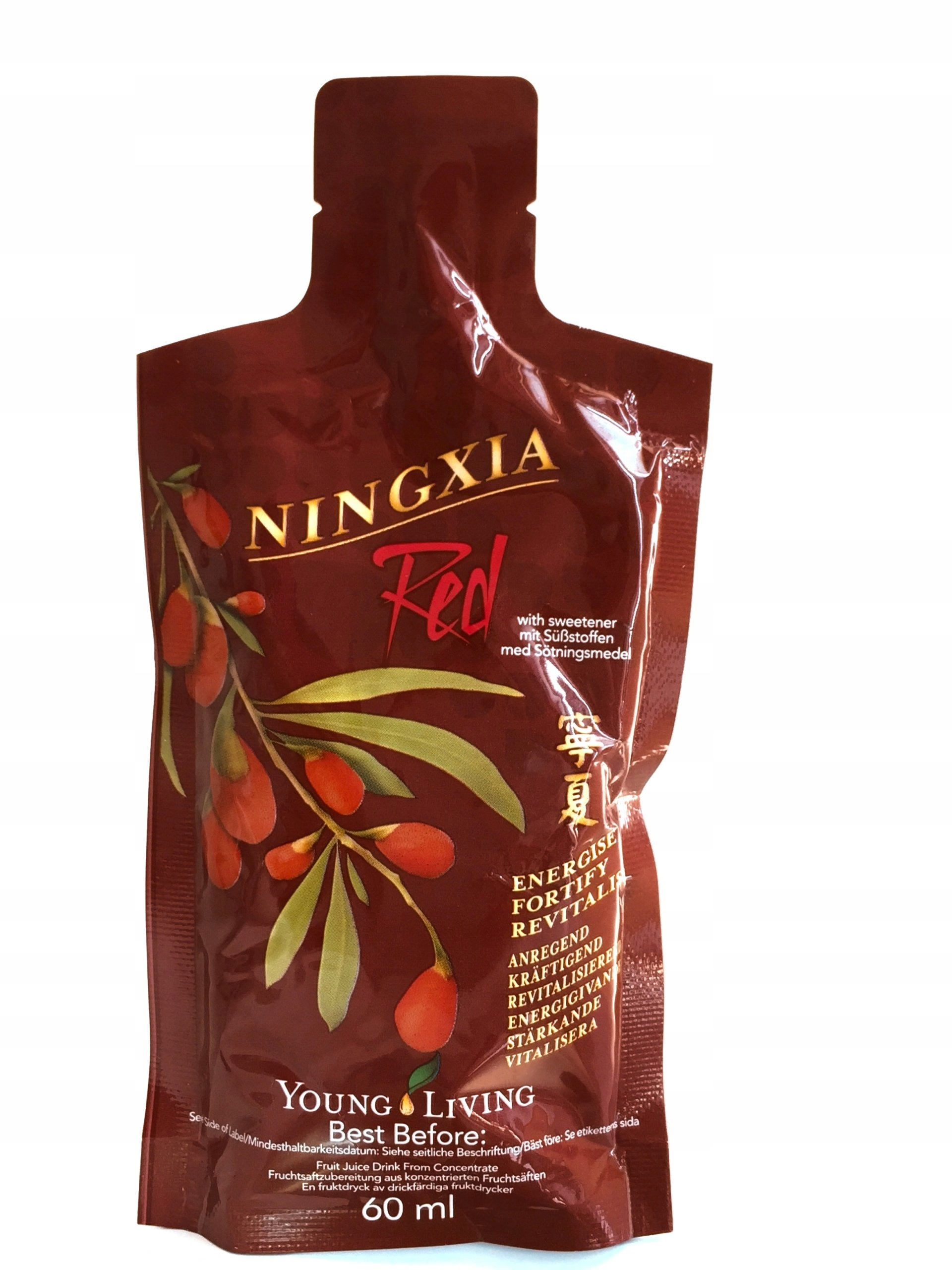 NingXia Red sáček 60 ml
