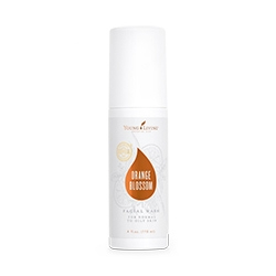Orange Blossom mycí pleťová emulze Young Living