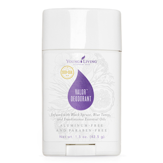 Deodorant Valor Young Living
